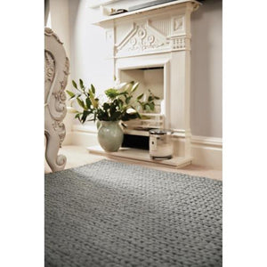 Rug Guru Fusion Dove Grey-Better Bed Company