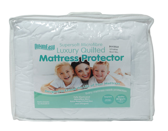 Dream Easy Feels Like Down Mattress Protector