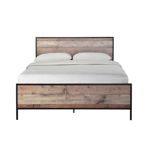 LPD Furniture Hoxton Bed-Bed Frames-LPD Furniture-Double-Better Bed Company