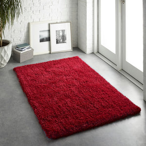Origins Chicago Rug Red-Better Bed Company