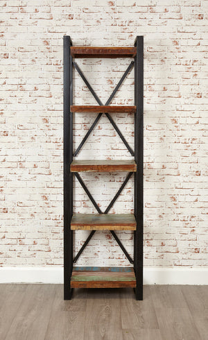 Baumhaus Urban Chic Alcove Bookcase Front View-Better Bed Company