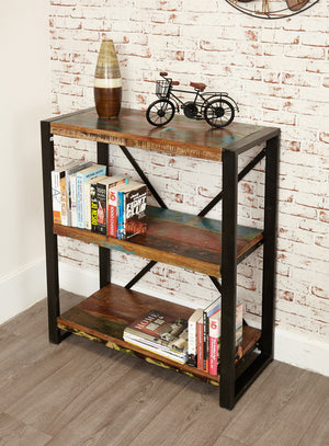 Baumhaus Urban Chic Low Bookcase-Baumhaus-Better Bed Company