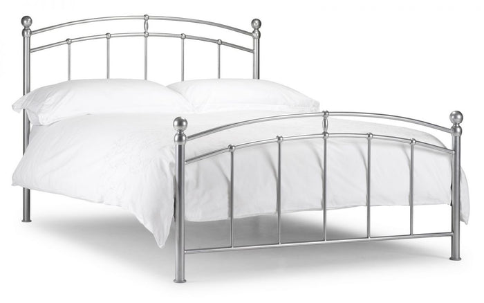 Julian Bowen Chatsworth Metal Bed Frame