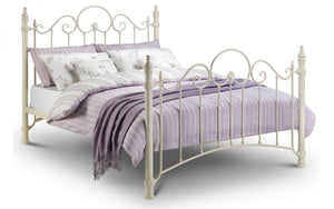 Julian Bowen Florence Metal Bed Frame-Better Bed Company