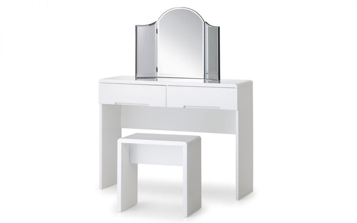 Julian Bowen Manhattan Two draw Dressing Table