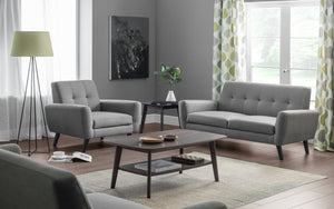 Julian Bowen Monza 2 Seater Sofa-Sofas-Julian Bowen-Better Bed Company