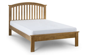 Julian Bowen Olivia Oak Bed Frame-Better Bed Company