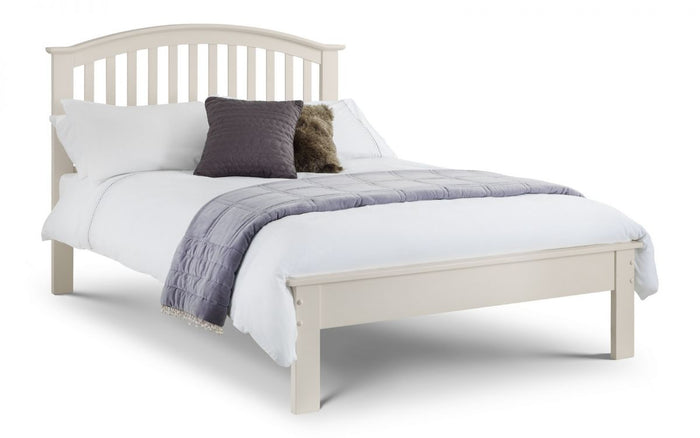 Julian Bowen Olivia White Bed Frame