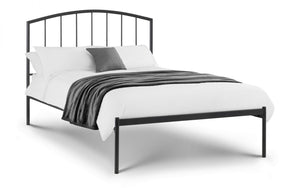 Julian Bowen Onyx Metal Bed Frame-Better Bed Company