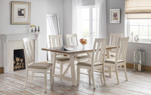 Julian Bowen Pembroke Dining Chair-Dining Chairs-Better Bed Company