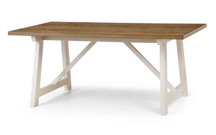 Julian Bowen Pembroke Dining Table