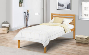 Julian Bowen Slocum Pine Bed Frame-Better Bed Company