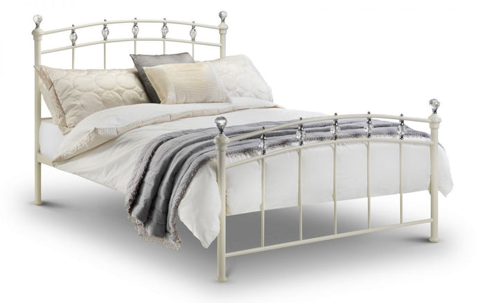 Julian Bowen Sophie Metal Bed Frame