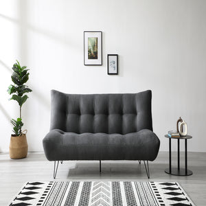 Kyoto Lux Sofa Bed-Sofa Beds-Kyoto-Grey-Better Bed Company