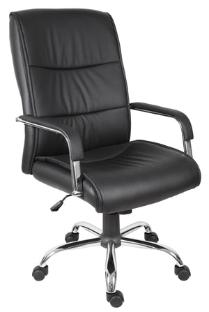 Teknik Office kendal Chair Black-Better Bed Company