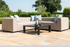 Maze Rattan Nexus Corner Sofa Group-Garden Furniture-Better Bed Company