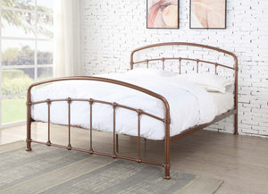 Flintshire Furniture Mostyn Shinning Rose Bed Frame-Bed Frames-Flintshire Furniture-Single-Better Bed Company