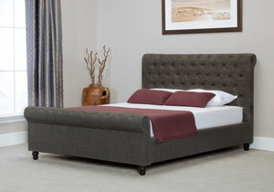 Emporia Beds Oxford Scroll Ottoman Bed-Better Bed Company