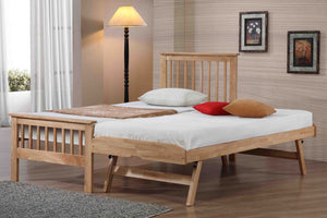 Flintshire Furniture Pentre Guest Bed-Better Bed Company