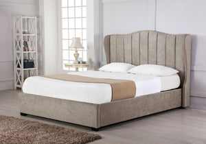 Emporia Beds Sherwood Wing Ottoman Bed-Better Bed Company