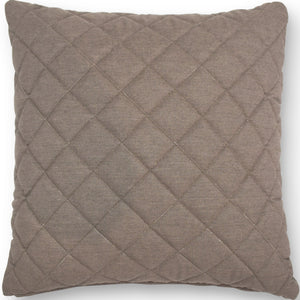 Maze Rattan Fabric Scatter Cushions Taupe-Better Bed Company
