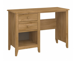 Steens Heston Pine Dressing Table-Steens-No Stool-Better Bed Company