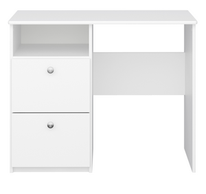 Steens For Kids 2 Draw Desk White-Steens Furniture For Kids-Better Bed Company