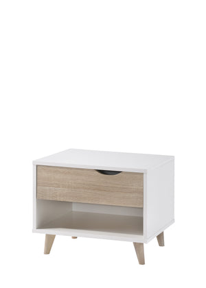LPD Furniture Stockholm Bed Side Table-Better Bed Company