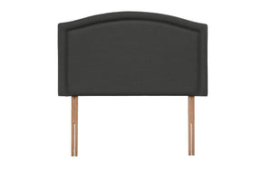 Swanglen Paris Headboard Next Day-Swanglen-3ft Single-Beige-Better Bed Company
