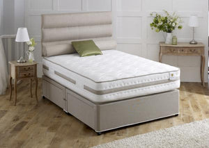 Vogue Beds Bliss 2000 Mattress As A Divan Bed-Better Bed Company