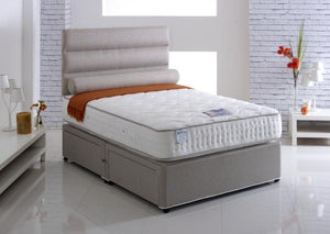 Vogue Beds Emperor Latex 1500 Divan Set - Better Bed Company