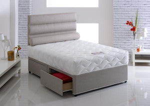 Vogue Beds Harmony 1000 Divan Set-Better Bed Company