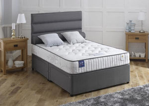 Vogue Beds Memorypaedic Blu Cool Divan Set