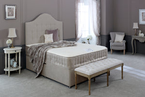 Bedmaster Bamboo Vitality Mattress With A Bed-Better Bed Company