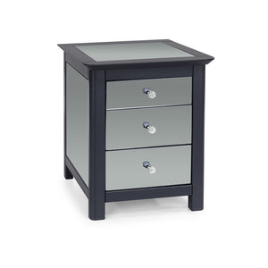 Core Products Ayr 3 Drawer Bedside Cabinet-Core Products-Better Bed Company