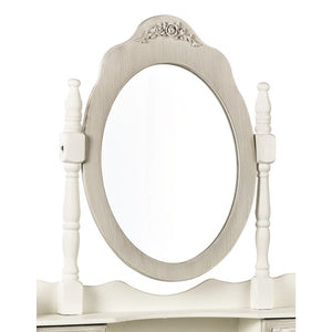 LPD Furniture Brittany Dressing Table Mirror-Better Bed Company