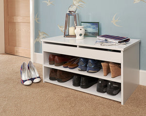 GFW Budget Shoe Cabinet-Better Bed Company