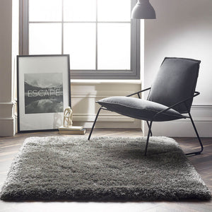 Origins Callie Rug Charcoal-Better Bed Company