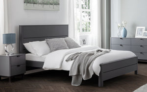 Julian Bowen Chloe Bed-Julian Bowen-4ft 6 Double-Better Bed Company