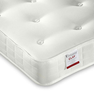 Bedmaster Clay Ortho Mattress-Bedmaster-Small Single (2'6 x 6'3)-Better Bed Company