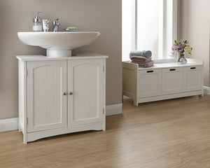GFW Colonial Under Basin Bathroom Unit-GFW-White-Better Bed Company