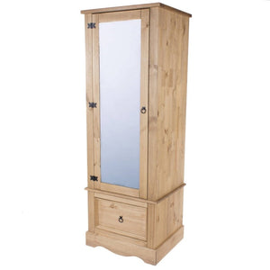 Core Products Corona Armoire With Mirrored Door-Better Bed Company