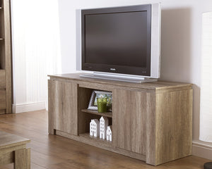 GFW Canyon Oak TV Unit-Better Bed Company