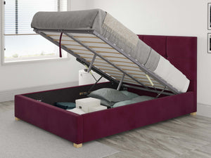 Aspire Furniture Dunnock Ottoman Bed-Ottoman Beds-Aspire Furniture-Single-Better Bed Company