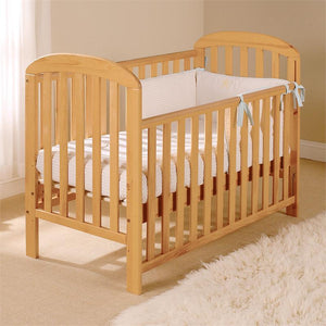 East Coast Nursery Anna Dropside Cot Antique-Better Bed Company