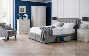 Julian Bowen Fullerton 4 Drawer Bed-Better Bed Company