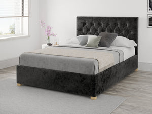 Better Gerald Black Ottoman Bed-Better Bed Company