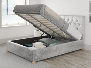 Aspire Furniture Goldfinch Ottoman Bed-Ottoman Beds-Aspire Furniture-Single-Better Bed Company