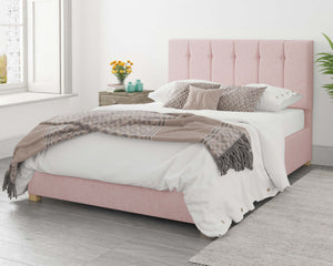 Better Hope Pink Ottoman Bed-Ottoman Beds-Better Bed Company-Single-Better Bed Company