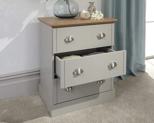 GFW Kendal 3 Drawer Chest-GFW-Better Bed Company